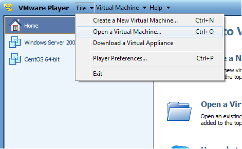 P2V Physical To Virtual conversion Using VMware vCenter