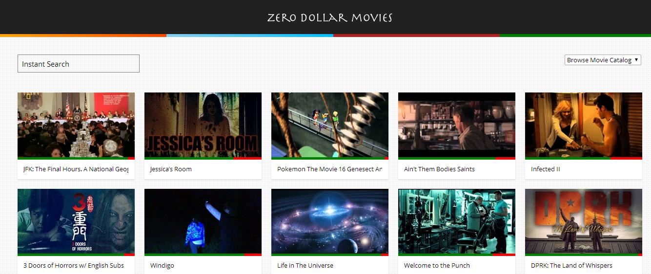 zerodollarmovie.com