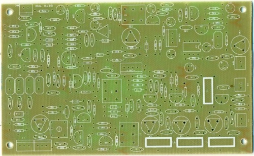 BITX40 PCB - HFI2014 Version