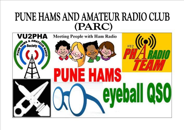 PUNE HAM and Amateur Radio Club (PHARC) eyeball QSO & Antenna Workshop