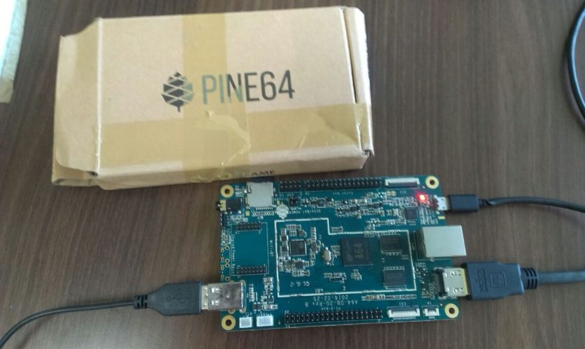 Third Party LCD Panel and Touch Screen options for Pine64