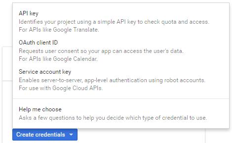 Google-drive-api-Client-ID