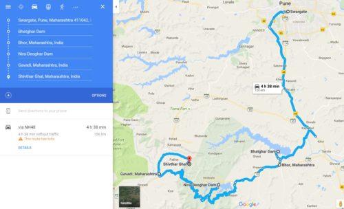 Route-shiwthar-ghal-varandh-ghat-waterfall